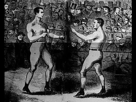 "Super Fights Series #4 : Early ""Pioneers"" (bare knuckle)"