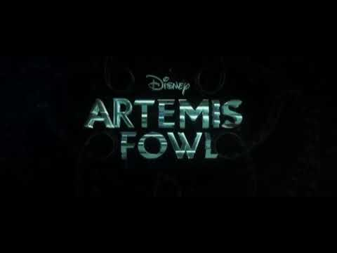 ARTEMIS FOWL - Trailer #1 (No Voice with Sing's) Music Version Edited