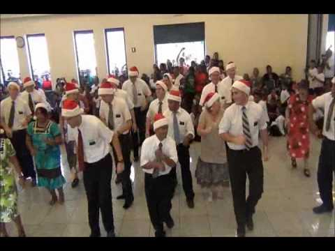 Marshall Islands Majuro Stake 2011 Christmas Beat LDS FT Missionaries Dance Video 6minutes 73mb mp4