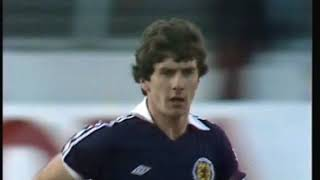 1981 (May 19) Scotland 2 Northern Ireland 0 (Home Championship)