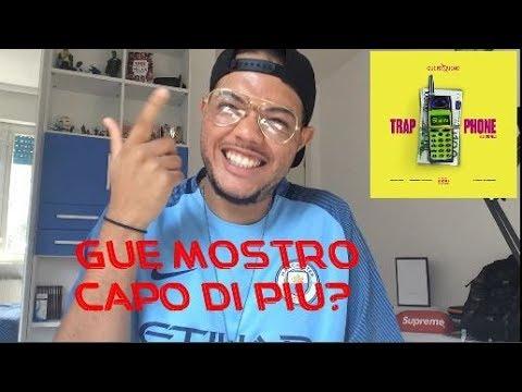 Gue Pequeno - Trap Phone (feat. Capo Plaza) [REACT]