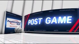 UConn Men's Basketball v. UMKC Post Game Show 11/11/2018