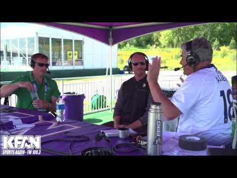 Allen's Page - VIDEO: Vikings Sr Offensive Assistant Todd Downing Chats with PA