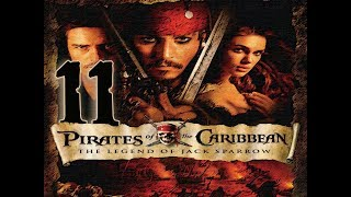 Pirates of the Caribbean: The Legend of Jack Sparrow Walkthrough Gameplay - Barbossa Fight - Part 11