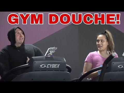 gym douche