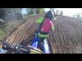 Motocross Practice Crash!   YZ250