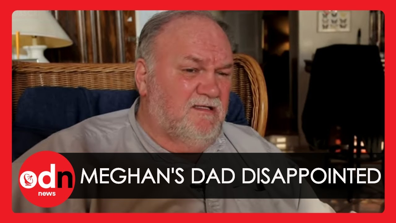 Meghan Markle's Dad: Quitting the Royal Family is