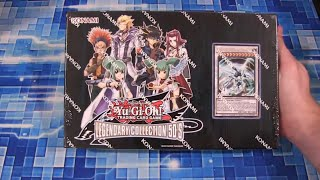 Yugioh 5D's Legendary Collection Box Opening