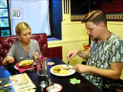 Пообедать в Ирландии легко. Паб «HARAT'S» приглашает на бизнес-ланч
