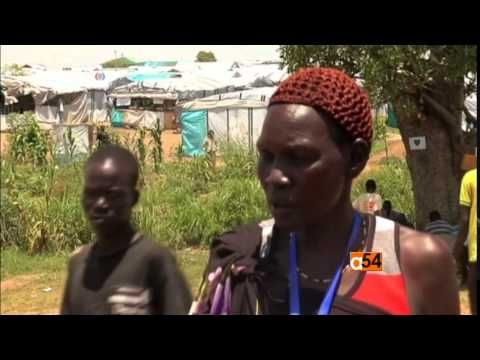 South Sudan Displaced Civilians