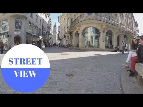 STREET VIEW: Sankt Gallen in SWITZERLAND
