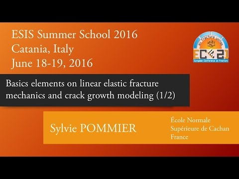 Basics Elements On Linear Elastic Fracture Mechanics And  Crack Growth Modeling 1_2