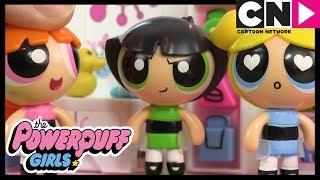 Let's Play! | Powerpuff Girls Playsets | Cartoon Network