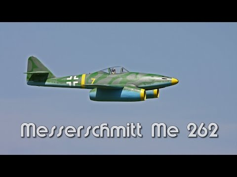 Messerschmitt Me 262 Salzburg E-Jet Meeting