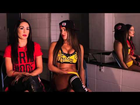 Bella Twins Interview: Brie & Nikki on WWE careers, John Cena, Daniel Bryan, Paige & in-ring work
