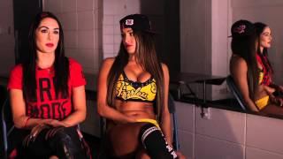 Bella Twins Interview: Brie & Nikki on WWE careers, John Cena, Daniel Bryan, Paige & in-ring work