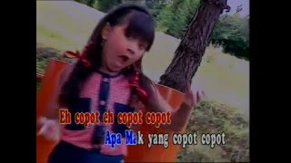 Lagu Anak anak : Copot copot.... Christina