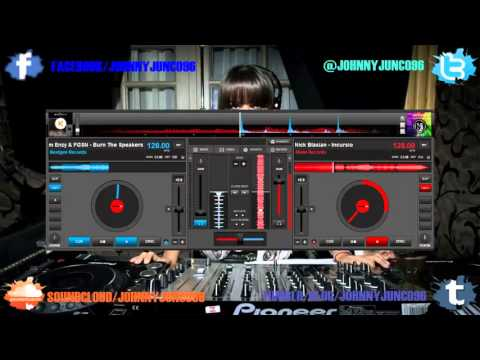 Hard House Mix New Dirty Dutch 2015 EDM 2015 (Johnny Junco 96) (Following music .1