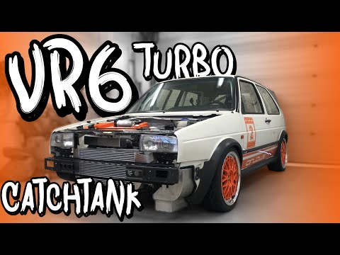 "Passt der ""Catchtank"" in Marius Golf? - VR6 Turbo   Philipp Kaess  "