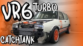 "Does the ""Catchtank"" fit in Marius Golf? - VR6 Turbo 