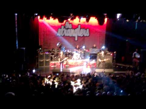 The Stranglers live. 14.03.15. No More Heroes.