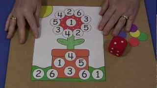 Flower Roll The Dice Game