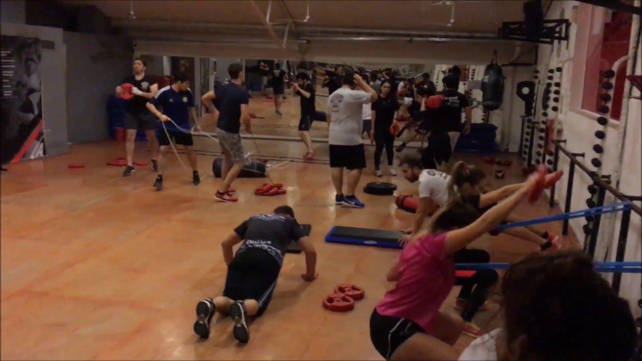 Circuito Gym : Entrenamiento en circuito qué dice la ciencia mundo entrenamiento