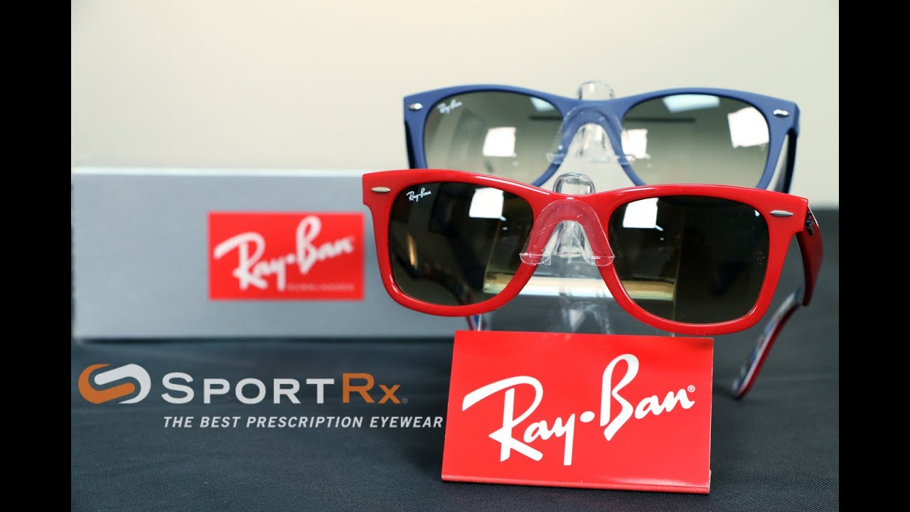 Ray Ban New Wayfarer Vs Original Wayfarer Sportrx