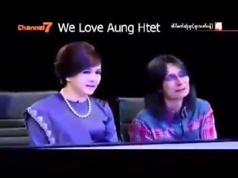 Aung Htet, Jenevy   ျပန္ဆံုမဲ့ညေန