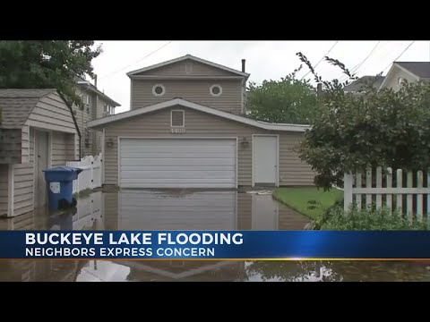 Some Buckeye Lake Residents Question ODNR Storm Preparations