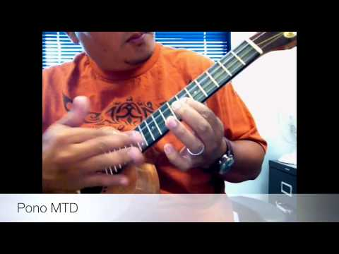 Pono Ukulele Comparison Video Travel Video