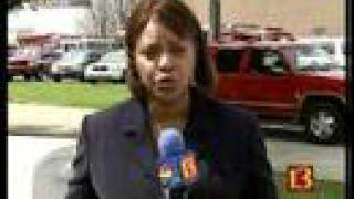 lebanon high school chlorine chemical spill evening news