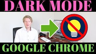 How To Enable Dark Mode On Google Chrome 2019