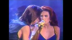 Iggy Pop and Kate Pierson - Candy live