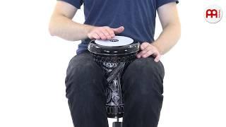 MEINL Percussion - MEINL Percussion - Soprano Aluminum Doumbek, Hand-Engraved - HE-2018