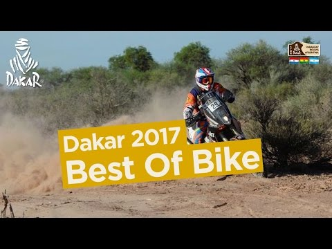 Best Of Bike - Dakar 2017
