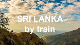 SRI LANKA by Train | DJI Phantom 4 + DJI Osmo