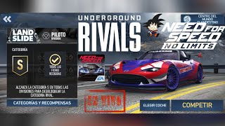Need For Speed No Limits Android Rivales Clandestino LandSlide 1