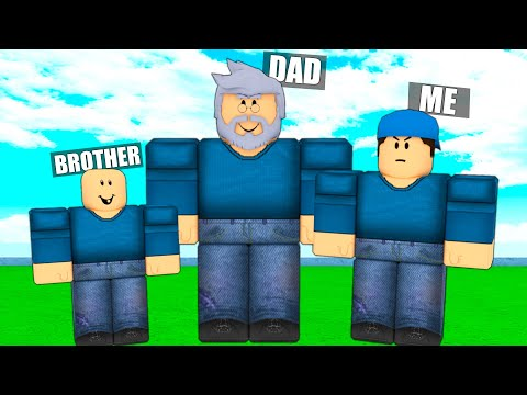 So my FAMILY played together.. (Roblox Arsenal)