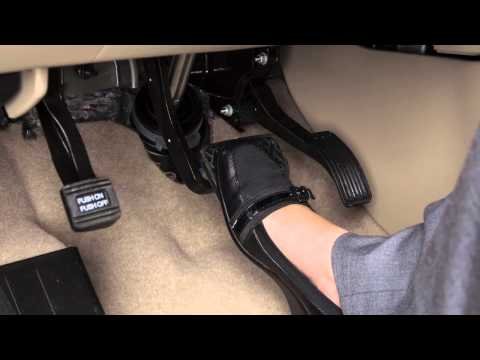 2015 Infiniti QX60 -  Parking Brake and Indicator