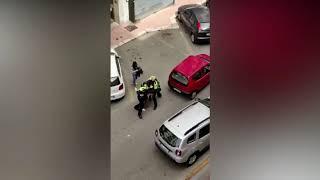 Aggressione vigili urbani Taranto