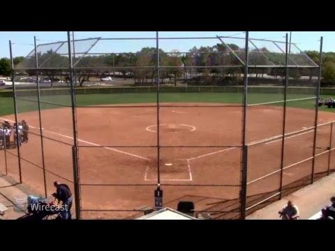 Penn State Altoona Softball vs. Kenyon, 3-9-18