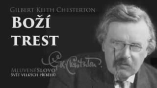 MLUVENÉ SLOVO   Chesterton, Gilbert Keith   Boží trest DETEKTIVKA