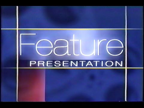 Feature Presentation – Walt Disney Home Entertainment (2003) Company Logo (VHS Capture)