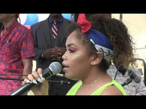 Belizeans in Inglewood celebrate Belize's Independence