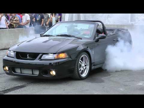 Montréal Mustang Ford CHARTRAND - 10 Juin  2011 (1080p) par Thierry.O