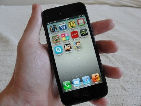 Top 5 Best iPhone 5 Apps -Essential Must-Have Applications-