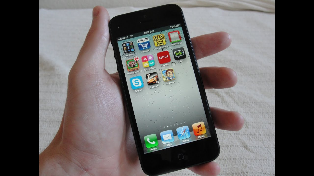 Top 5 Best IPhone 5 Apps -Essential Must-Have Applications