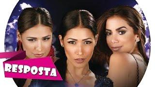 RESPOSTA | Simone & Simaria - LOKA Ft. Anitta (Clipe Oficial)