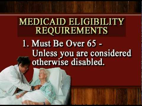 Medicaid, Nursing Homes and Asset Protection